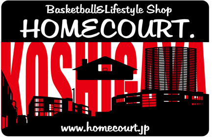 BASKETBALL&LIFESTYLE SHOP HOMECOURT